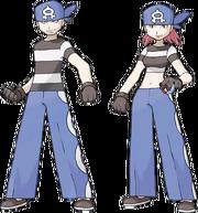 Soldados del Equipo Aqua