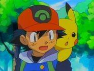 EP280 Ash y Pikachu