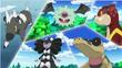 EP729 Pokemon listos para batallar contra gerania