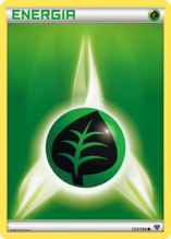 Energía planta (XY TCG)