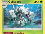 Golisopod (Albor de Guardianes TCG)