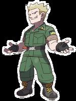 Teniente Surge Pokémon Let's Go