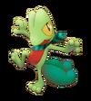Treecko Pokémon Mundo Megamisterioso