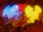 EP229 Espíritus de los Pokémon en la torre