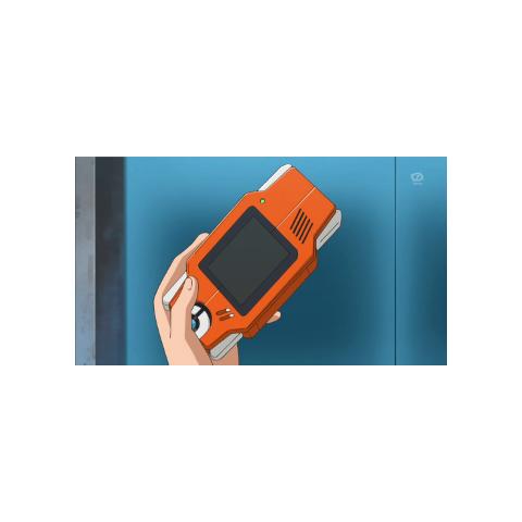 Nueva versión de la Pokédex con el diseño de <a href=