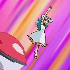 Kylie lanzando la <a href=
