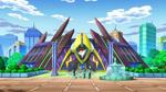 EP711 Gimnasio Pokémon de Ciudad Mayólica