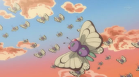 EP792 Butterfree volando