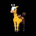 Girafarig XY