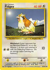 Pidgey (Base Set TCG)