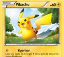Pikachu (Negro y Blanco TCG)