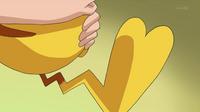 EE13 Cola de Pikachu hembra