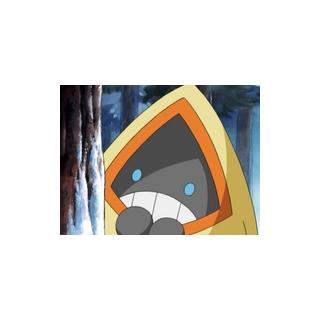 Snorunt observando a Ash.