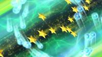 EE10 Combinación rayo burbuja y rapidez