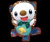 Oshawott Pokémon Mundo Megamisterioso