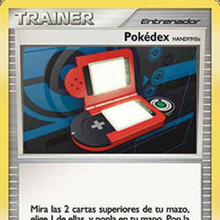 Pokédex (Diamante & Perla y Platino TCG)
