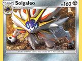 Solgaleo (Albor de Guardianes TCG)
