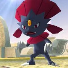 Weavile en Super Smash Bros. Brawl.