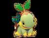 Turtwig Pokémon Mundo Megamisterioso