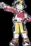 Artwork Oro Pokémon Cristal
