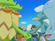 EP476 Pokémon dándose la mano