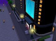Torre de Game Freak noche B2N2