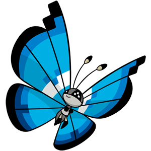 Vivillon marino (dream world)