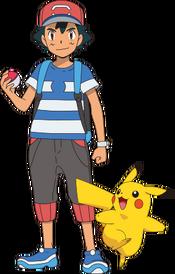 Ash Ketchum (anime SL)