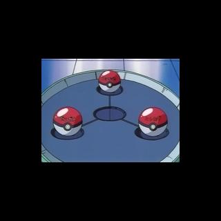 Las Poké Balls vacías del <a href=