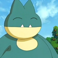 Munchlax contento.