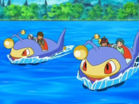 EP558 Navegando por el lago