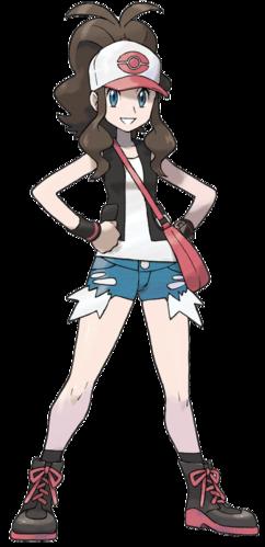 """Ilustración de Liza en <a href=""""/wiki/Pok%C3%A9mon_Negro_y_Blanco"""" title=""""Pokémon Negro y Blanco"""" class=""""mw-redirect"""">Pokémon Negro y Blanco</a>"""