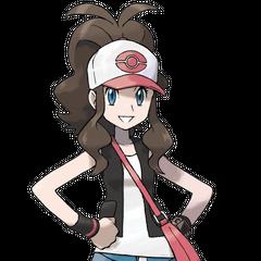 La Entrenadora Femenina de Pokemon Black & White