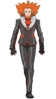 Lysson (anime XY)