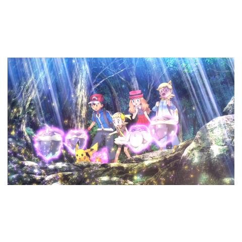 Solo los Pokémon de <a href=