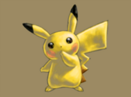 PAA Dibujo de Pikachu