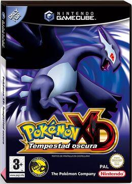Pokémon XD Gale of Darkness