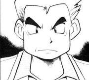 Profesor Oak (Manga)