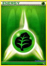 Energía planta (Negro y Blanco TCG)