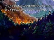 EP432 Bosque incendiado
