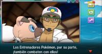 Profesor Kukui y Rockruff
