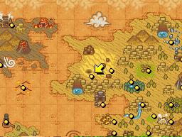 Ubicación de la Cueva Arenas