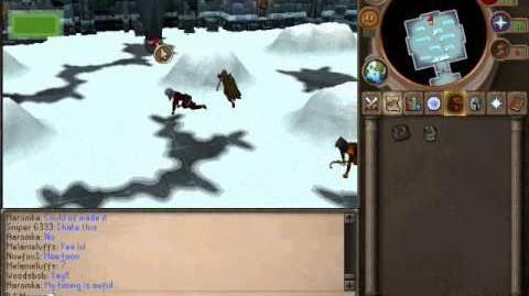 RuneScape evento de navidad 2010-2011 guía.