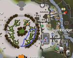 Mapa de renos
