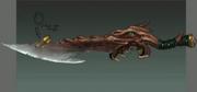 Soul eater weapon concept
