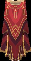 Capa de ganador (o) detallada