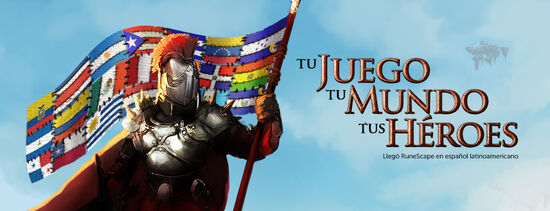 RuneScape en Español banner
