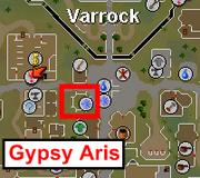 Gypsy aris npc
