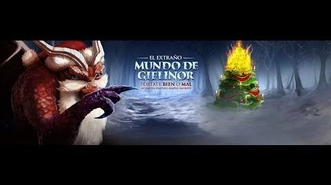 RuneScape 3 Evento de Navidad 2013-2014 Español