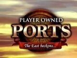 Puertos del jugador